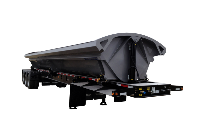 Tridem Side Dump Trailer Sales