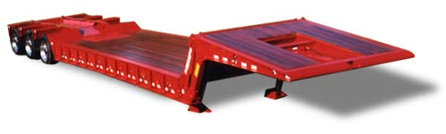 Folding Gooseneck Trailers for Sale