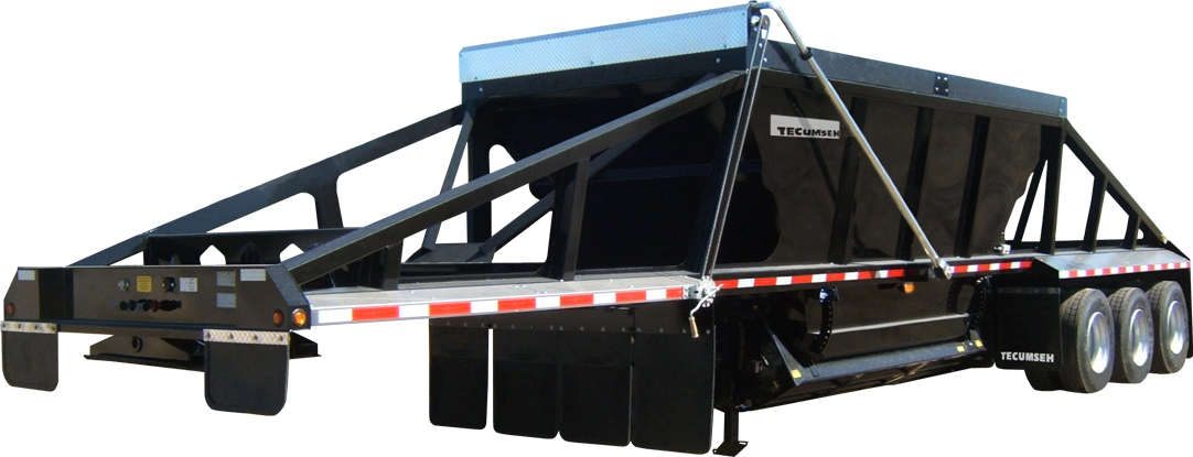 Buy Dump Trailers in Alberta, British Columbia & Manitoba
